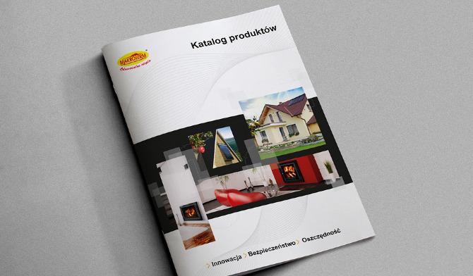 Katalog produkt w makroterm przemys aw gawlas portfolio for Buro design katalog