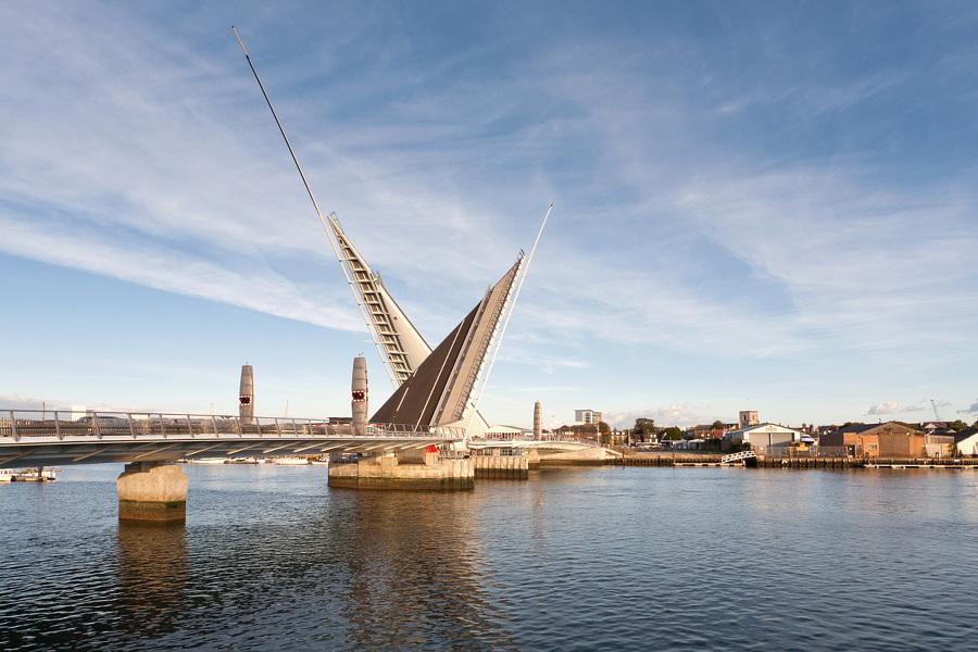 Twin Sails Bridge - Dave Morris Photography